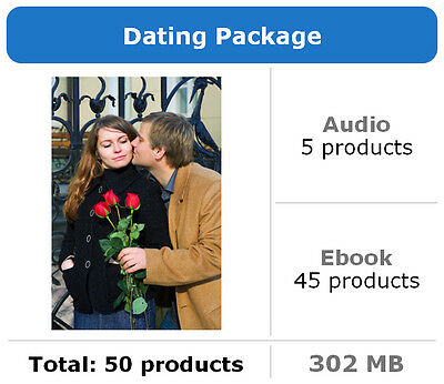Dating Package / 50 Products / Large Collection