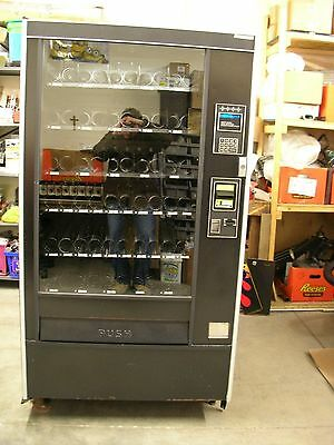 ROWE 7800 Senior Glass Front Candy/Snack Vending Machine Large Capacity