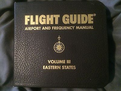 Flight Guide Airport And Frequency Manual Volume Iii Eastern States