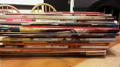Mixed lot of magazines FHM, Loaded, zoo, maxim