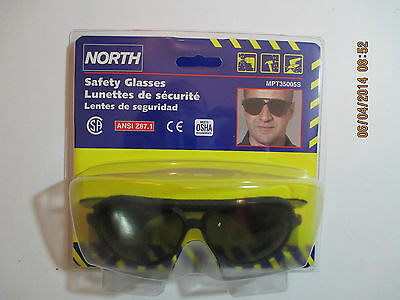 NORTH SAFETY GLASSE (box of 12)