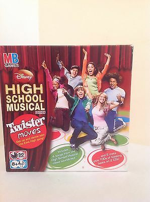 Mb Twister Moves High School Musical Edition DVD Game .