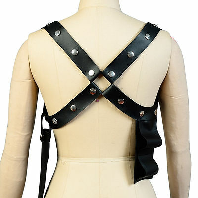 Harley Quinn Suicide Squad Costume Holster for toy gun prop Cosplay DC Comics