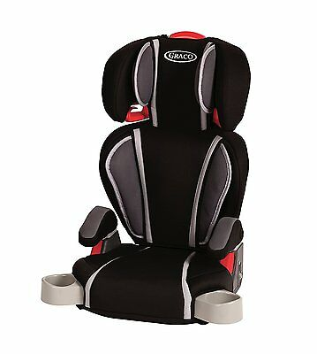 Graco Turbo Booster - High Back & Backless Child Car Seat - Marx