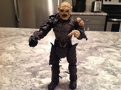 Lord of the Rings figure Gothmog 2005 Toy Biz height 7inch