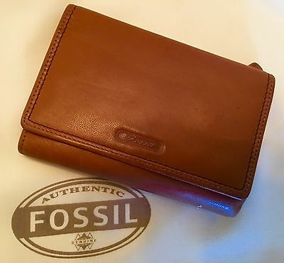 FOSSIL Soft Leather Wallet