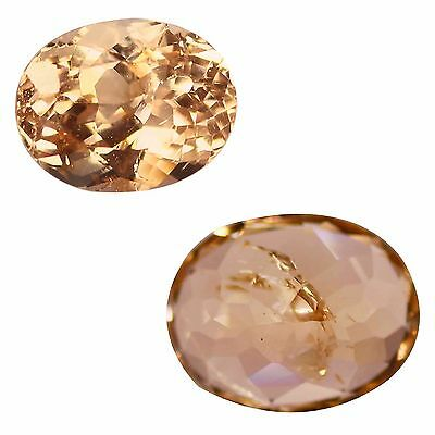 2.38 Ct Outstanding Oval cut 9 x 7 mm 100% Natural Pink Morganite