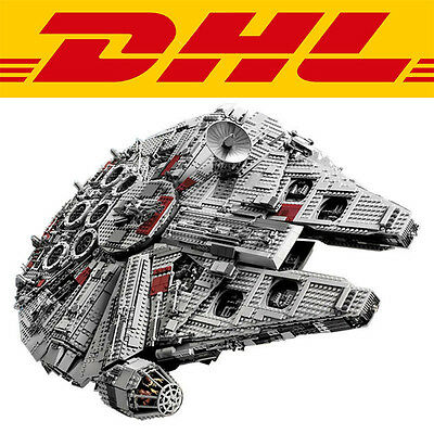 Reduced Price LEPIN 05033 Star Wars Ultimate Collector's Millennium Falcon