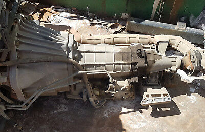 Ford BA Falcon XR6 4 Sp Auto Automatic Transmission Gearbox 3R23-7000-AB LowKm