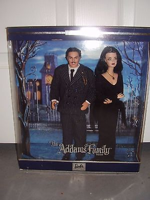 Addams Family Barbie Collector set NFRB