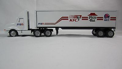 "Winross 1995 ""PFS KFC Pizza Hut Taco Bell"" Internat'l 8300"