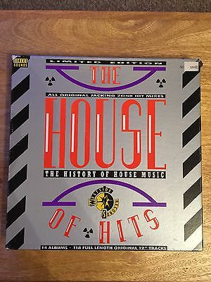 The House Of Hits History Of House Music Boxset