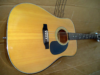 IBANEZ MODEL 627 VINTAGE STEEL STRING -- made in JAPAN