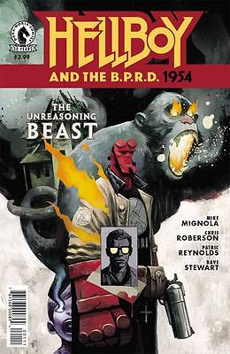 Hellboy and the B.P.R.D.: 1954 ― The Unreasoning Beast