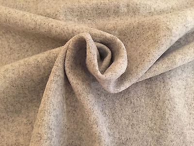 100% pure wool Buttoned chesterfield style monks seat bench pad or Fabric