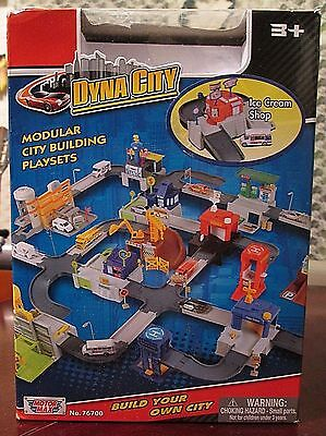 Dyna City by Motor Max Ice Cream Shop New in Box - No Vehicle