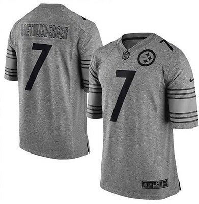 Nike NFL Pittsburgh Steelers (Ben Roethlisberger) Jersey - Large - New with Tags