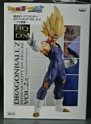 Dragon Ball Z Hq Dx Majin Vegeta 2.5 Figura Figure New Nueva