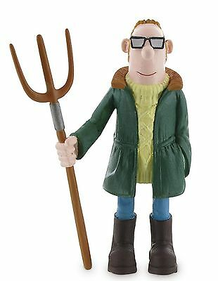 SHAUN THE SHEEP COMANSI FIGURE of the Farmer - New with Tags