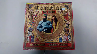 Camelot the Court board game by Wotan Games. New.