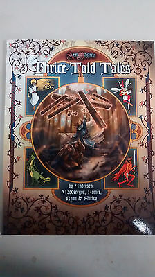 Ars Magica Thrice-Told Tales source book. SC. New.