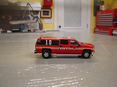 For Code 3  Fdny Kitbash  Brand New Suv  Gmc Battalion 10