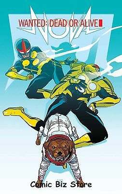 Nova #3 (2017) 1St Printing  Bagged & Boarded Marvel Now
