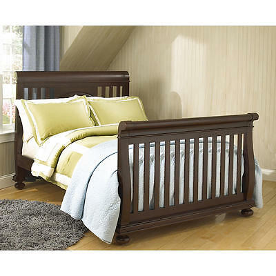 Baby Cache Barcelona Full Size Bed Conversion Kit - Cherry