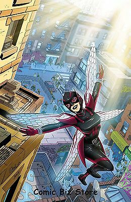 Unstoppable Wasp #2 (2017) 1St Printing Bagged & Boarded Marvel Now