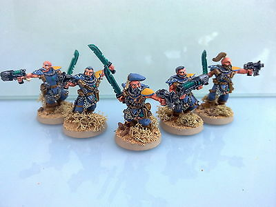 Warhammer 40K - Space Wolves Metal Wolf Scout x5 SM317