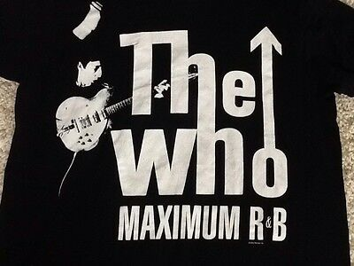 The Who T Shirt L