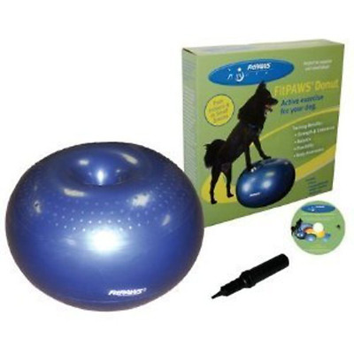 FitPAWS Donut Dark Blue for Dog Fitness and Agility
