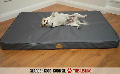 Four Seasons Memory Foam Orthopedic Dog Bed for Cabin Style Kennels - XLarge