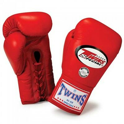 Leather Boxing Gloves (Genuine)