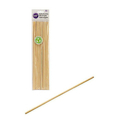 Wilton Dowel Rods - Bamboo