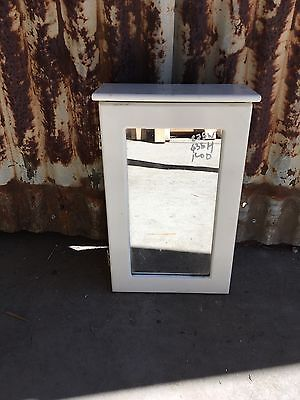 Bathroom Vanity Medicine Cabinet Wall Hung 275w X 435h X 120d Recycled Building