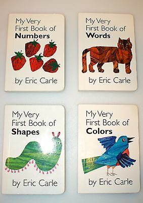 MY VERY FIRST Book of Shapes by Eric Carle (Board Book) - $2.99 ...