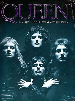 QUEEN: A Visual Documentary by Ken Dean - original cover