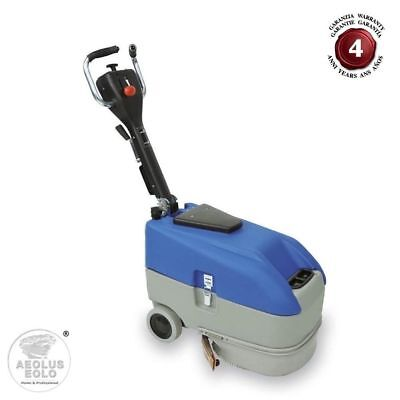 Floor Cleaner Electric Scrubber Man Down Lps01 E Professional