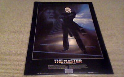 Doctor Who The Master Anthony Ainley Limited Edition Andrew Skilleter Art Print