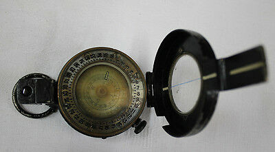 Ww2 British Army Mk Iii Military Compass 1943
