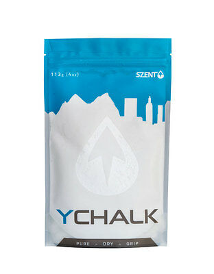 Weight Lifting & Gym Gymnastics Chalk 113g Crunchy Powder YCHALK