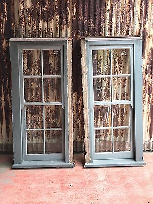 Timber Double Hung Window 800w X 1730h Country Colonial Federation Style