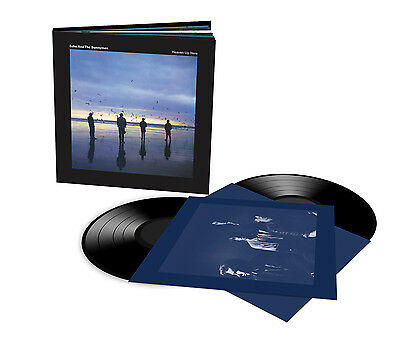 Echo & The Bunnymen - Heaven Up Here 2LP HARDBACK BK (180g REMASTERED VINYL 068)