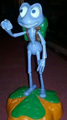 Disney Pixar Thinkway A Bugs Life FLIK the INVENTOR Ant Talking Figure