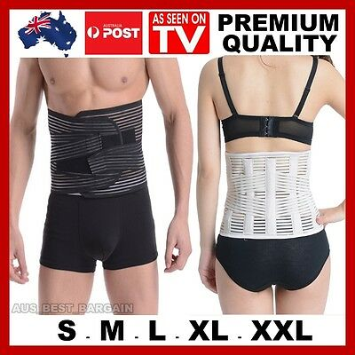Lumbar Lower Back Support Belt, Brace Strap, Pain Relief, Posture Waist Trimmer
