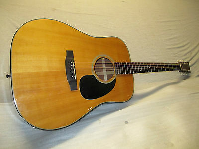 1978 TAKAMINE F 340 S ELECTRO ACOUSTIC -- made in JAPAN