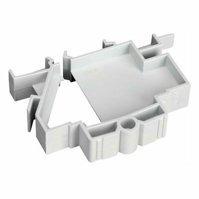 Hager JK01B Solid Blank Insert for Consumer Units - One Module