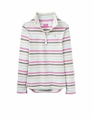 Joules Fairdale Sweatshirt - Equestrian Country Fashion Zip Neck Loopback Top