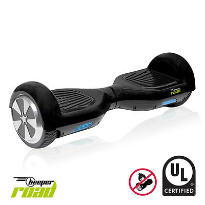 "Hoverboard électrique 6,5"" R4-UL  BEEPER ROAD"